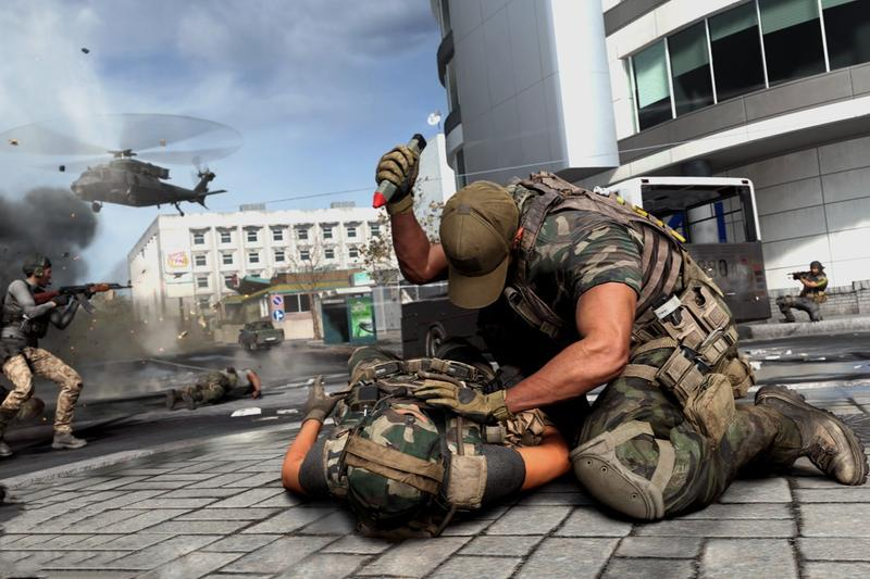 Activision Call of Duty: Modern Warfare Multiplayer Free Weekend Infinity Ward