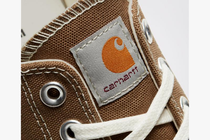 carhartt wip converse chuck 70 low