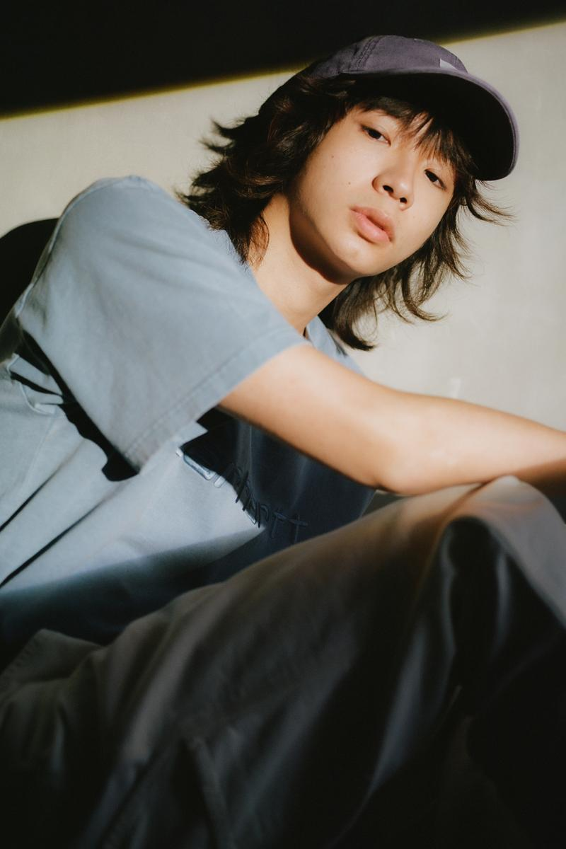 Carhartt WIP SS20 Store Exclusive Capsule Collection Lookbook Release Info