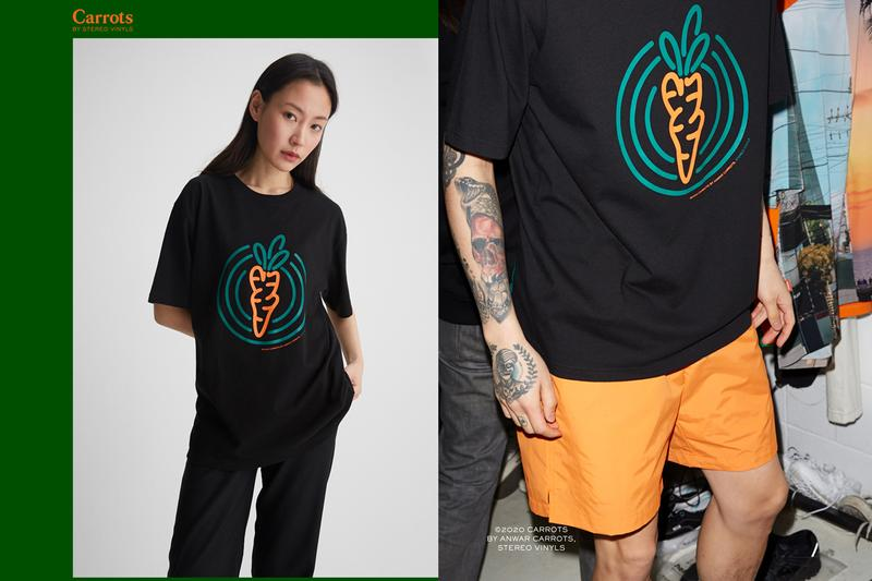 Stereo Vinyl x Carrots Collection Collab