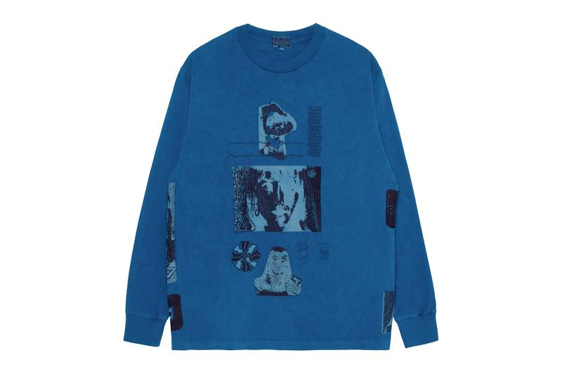 Cav Empt Drop 13 Spring/Summer 2020 Collection streetwear japan t-shirts graphics retro futuristic vintage sci-fi sk8thing toby feltwell OFF CENTER SHORT SLEEVE SHIRT OVERDYE STAMP CE T THESE CONDITIONS T OVERDYE CONFIGURATION LONG SLEEVE T 1994 PSI DENIM