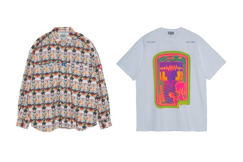 Cav Empt Whips out the Graphic Tees for 10th SS20 Drop