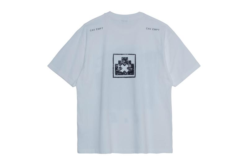 Cav Empt Drop 10 Spring/Summer 2020 Collection sk8thing toby feltwell ce japanese streetwear MD QC DESIGN BIG SHIRT PANEL SHOULDER LIGHT CREW NECK ROTARY DIAL LONG SLEEVE T STAMPED C.E T CHAT / OSCILLATION T  1994 MD QC DENIM DEPART T MD QC LOW CAP