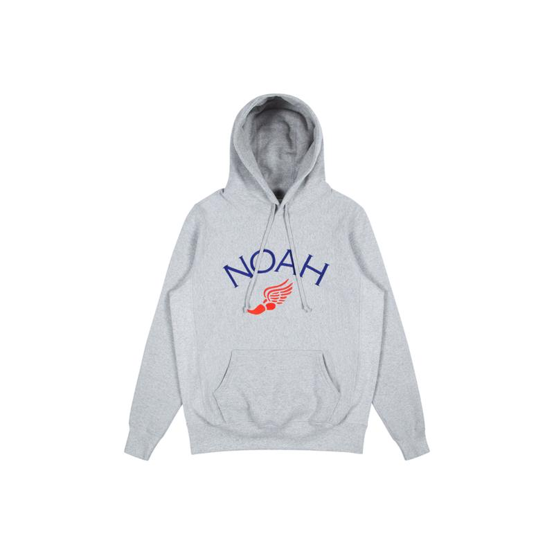 NOAH Embroidered Winged Foot Hoodie Release 2020 Where to Buy