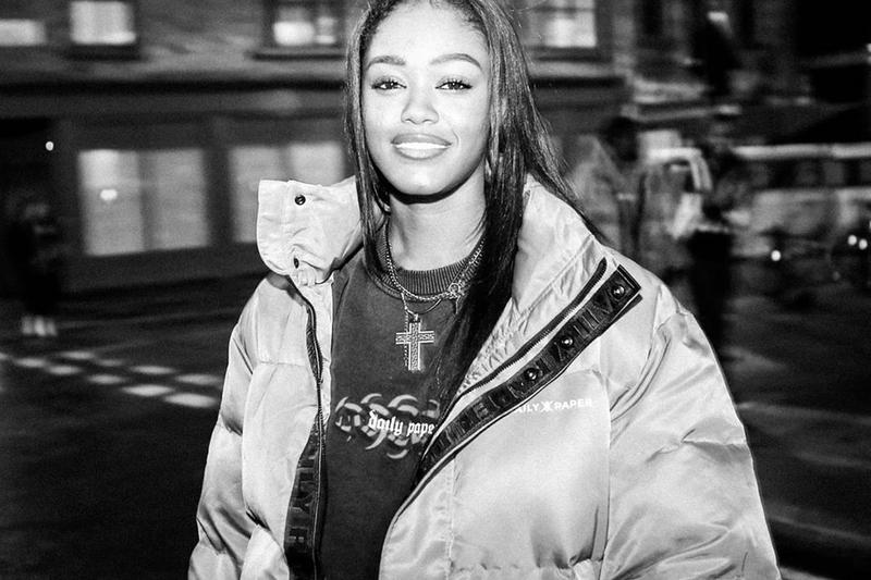 A$AP Mob-Affiliated Rapper Chynna Dead at 25  chynna rogers model hip-hop artist philadelphia new york