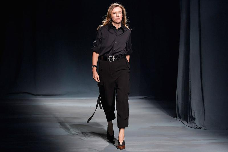 Clare Waight Keller Departs Givenchy as Artistic Director leave house fashion creative designer