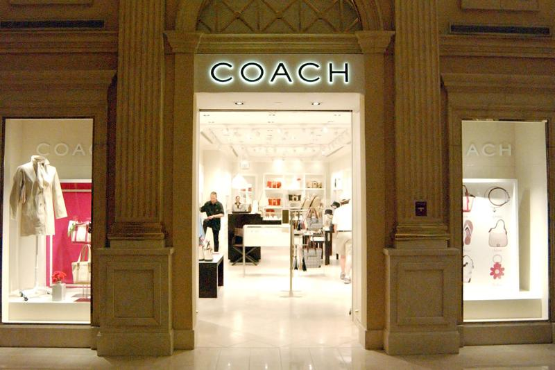 Coach Parent Tapestry Plans Soft Store Reopening coronavirus north america europe covid business retail
