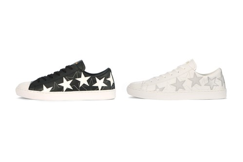 Converse Japan Embellishes Classic Coupe With All-Star Motifs