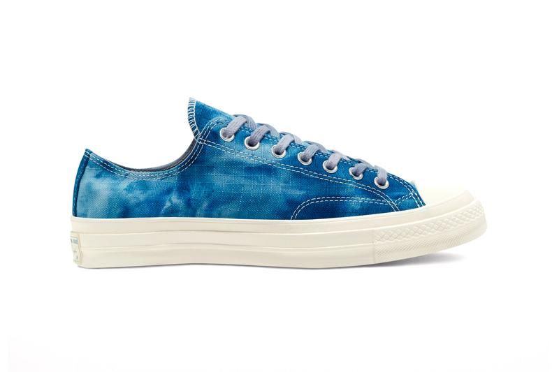 Converse Twisted Vacation Chuck 70 Street Sage Court Blue Venetian Rust Release 167651C 167648C washed tie dye green brown blue orange red