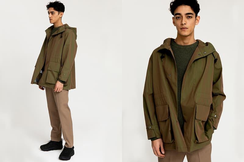 COVERCHORD Spring 2020 Lookbook menswear streetwear style KAPTAIN SUNSHINE NEEDLES NONNATIVE REEBOK CLASSIC TEATORA WACKO MARIA YSTRDYS TMRRW AURALEE CLARKS CRISTA SEYA ENGINEERED GARMENTS