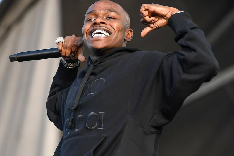 DaBaby Blame It On Baby Number 1 Debut Billboard 200 music chart album stream The Weeknd After Hours Lil Uzi Vert Eternal Atake Post Malone Hollywood's Bleeding