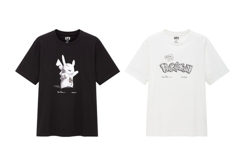 "UNIQLO UT Taps Daniel Arsham For ""Fictional Archaeology"" 'Pokémon' Collaboration"