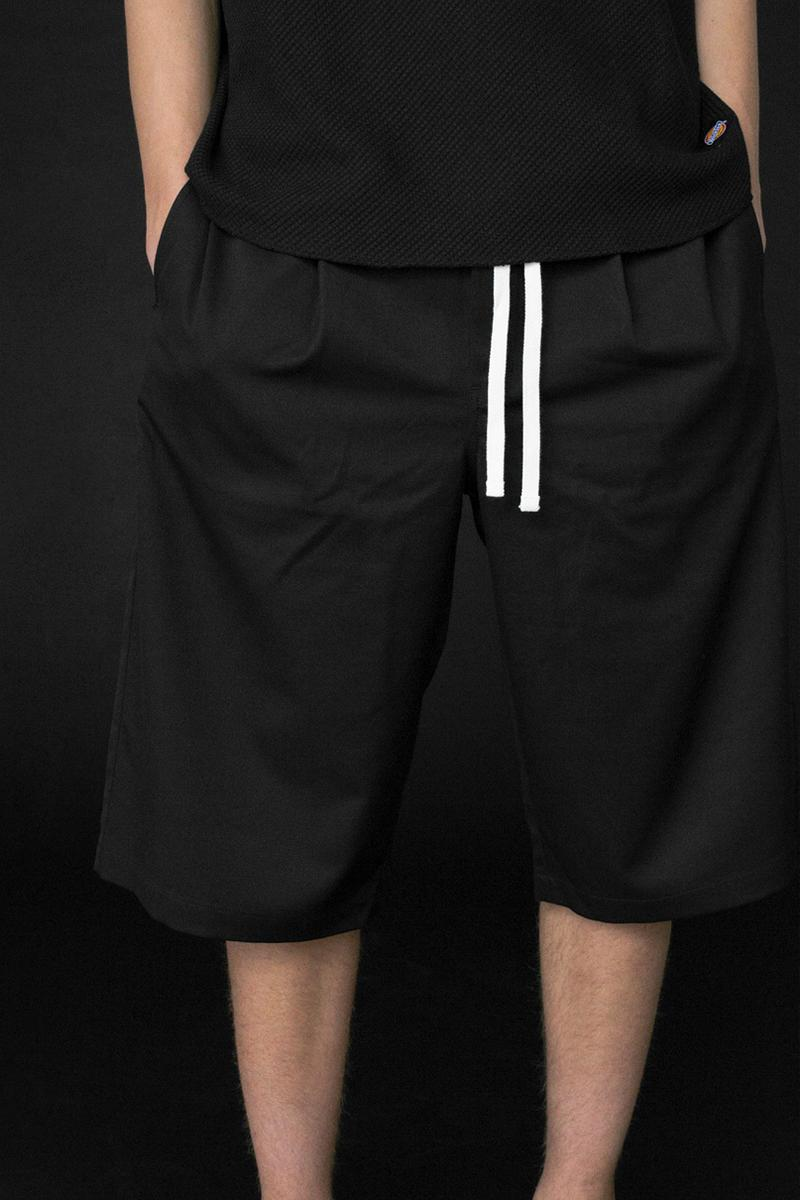 monkey time x Dickies Spring/Summer 2020 Capsule Collection Shirts Layered Mesh Thermal Pants Lightweight Jackets Shorts Black Beige White Green