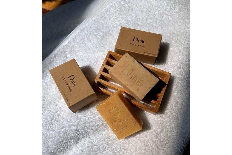 DIME SS20 Soap Gift Release Announcement Info Argus Lavender Zesty Lemonbeast