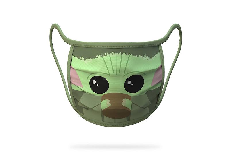 Disney Cloth Face Mask Release Info star wars corona virus the mandalorian marvel princesses baby yoda pixar frozen toy story mickey minnie mouse