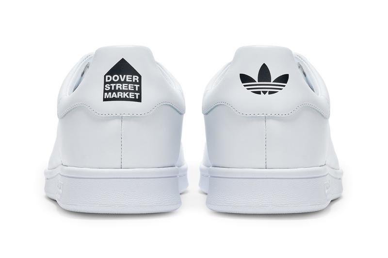 Dover Street Market x adidas Stan Smith Tonal Collaboration sneaker originals april 9 2020 release date info buy exclusive