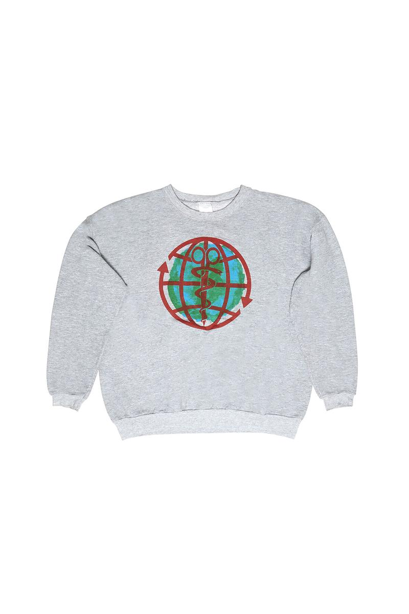 DRx Romanelli x LN-CC RxCYCLE Earth Day Capsule Release Information T-Shirts Mens Womens Unisex Milan Emergency Covid-19 pandemic Coronavirus Donations Charity Support Relief