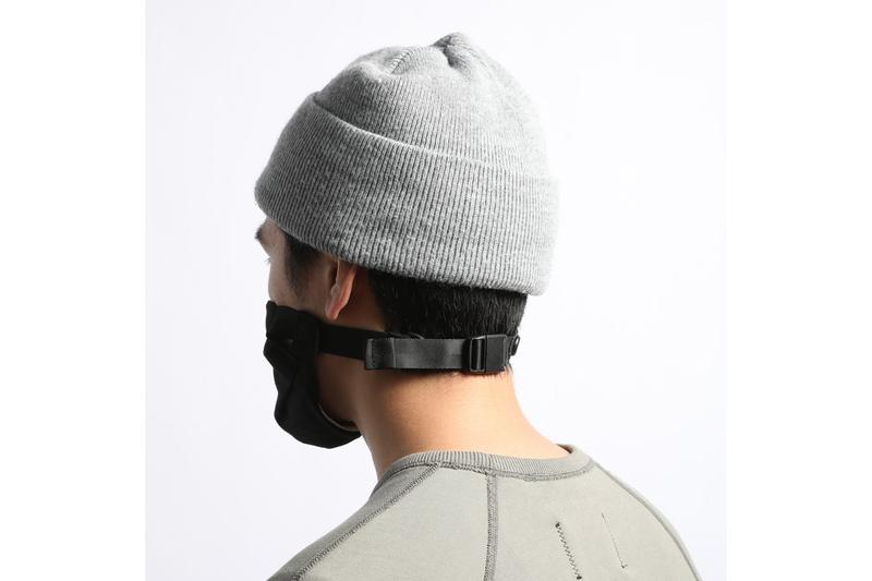 DSPTCH cotton Ripstop Face Covering mask straps masks coronavirus covid 19 bay area charity relief