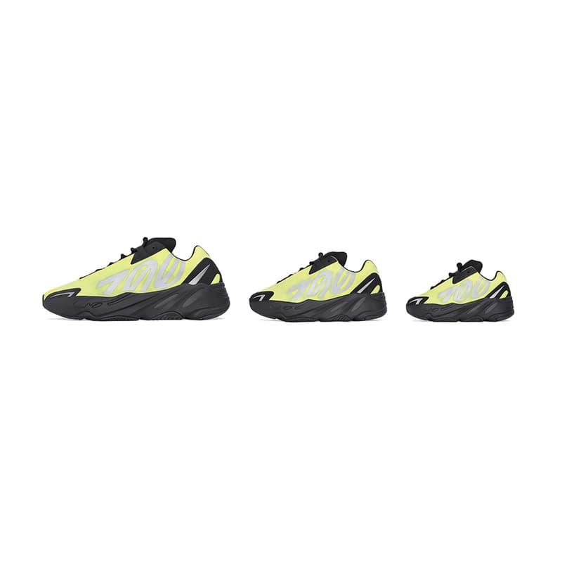"adidas YEEZY BOOST 700 MNVN ""Phosphor"" Release 2020 Where to Buy"