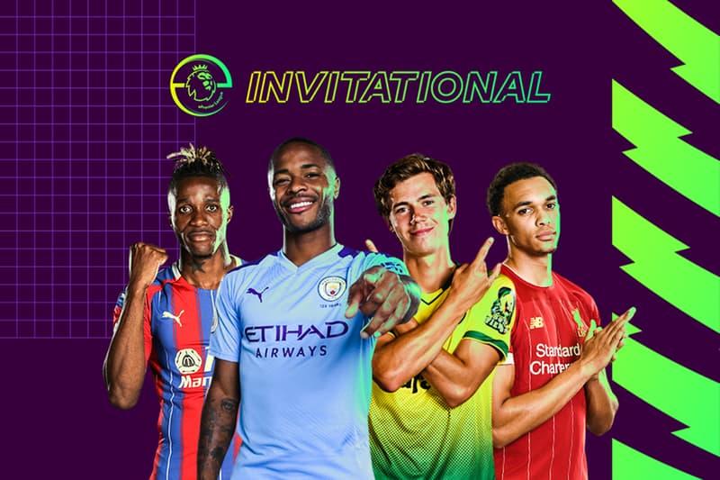 english premier league barclasy raheem sterling manchester city football soccer esports virtual tournament