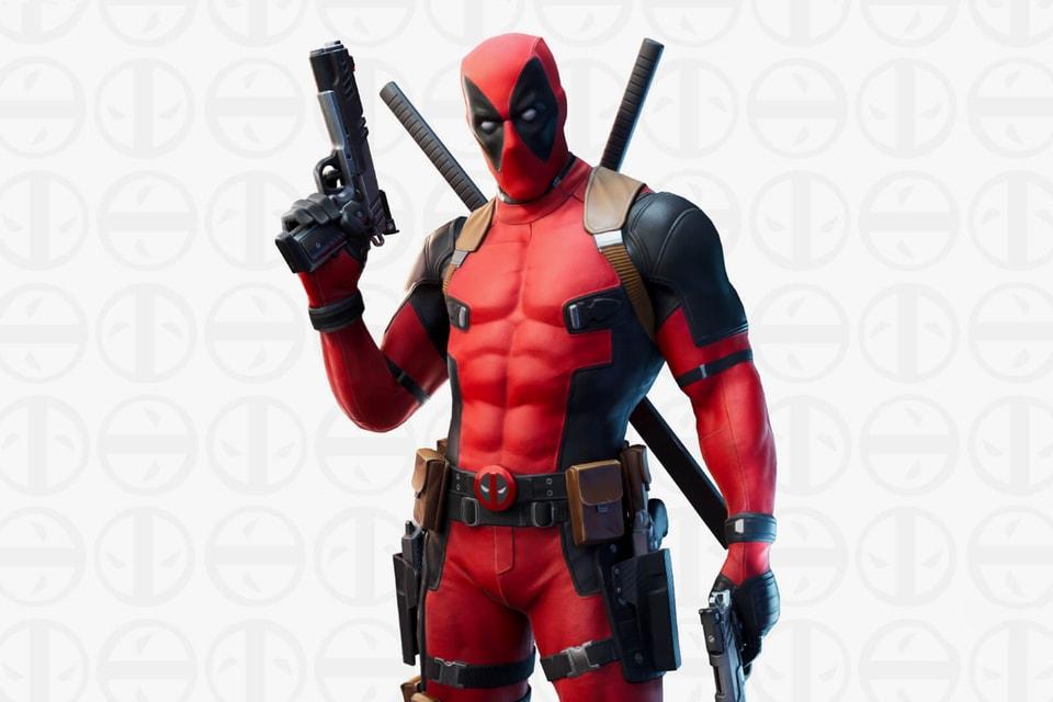 Epic Games Fortnite Deadpool Announcement Trailer Hypebeast