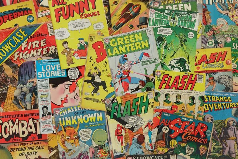 Every DC Comics Batman Superman Flash Wonder Woman Auctioned Sotheby's The Ian Levine Collection Wonder Woman Aquaman