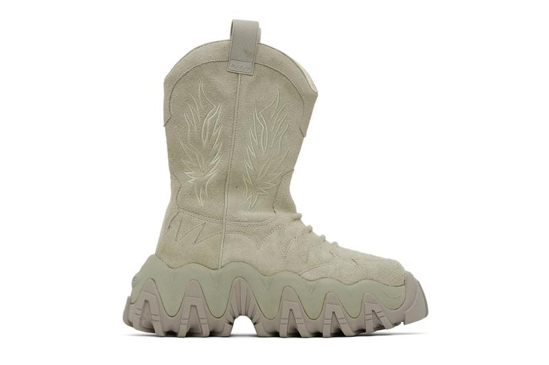 Eytys Suede Impala Boots Beige Dust Release Info Buy Price