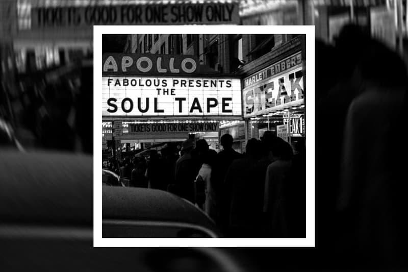 Fabolous The Soul Tape Soundcloud Stream  Lil Wayne Lloyd Banks Paul Cain Vado