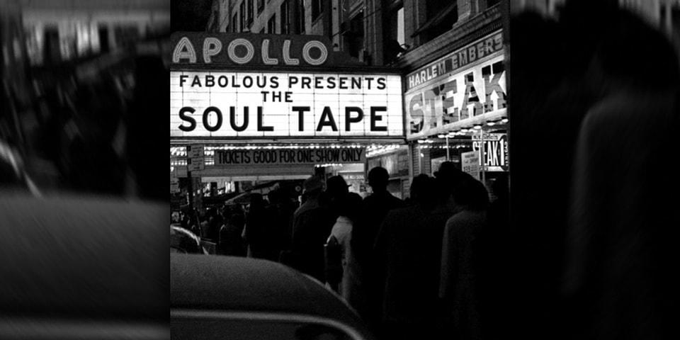Fabolous Shares 'The Soul Tape' on SoundCloud
