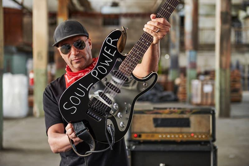 "Fender Tom Morello ""Soul Power"" Stratocaster Guitar Info Rage Against the Machine Audioslave music guitar rock n roll distortion"