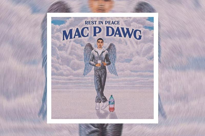 "Fenix Flexin Offers Tribute to Mac P Dawg In New Song ""RIP Mac P Dawg"" Shoreline Mafia West Coat Hip-hop rap"
