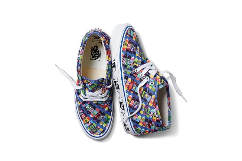 "Fergadelic x Vans Vault OG Chukka LX OG Authentic LX Collaboration ""Corner Shop Drink"" Pack Release Information First Look Footwear Skateboarding Shoes Sneakers Drop Date Goodhood"