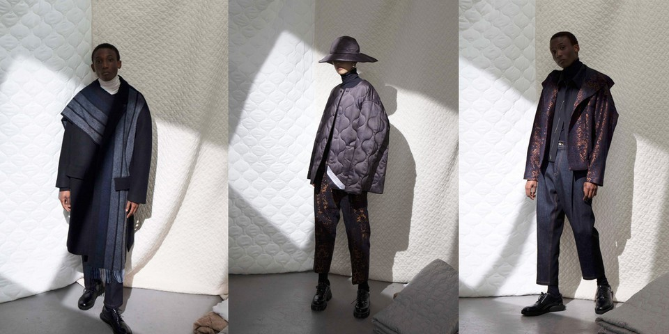 FFIXXED Blends Home and Workwear for Fall/Winter 2020