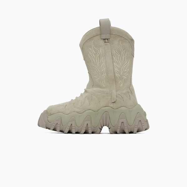 """Eytys Suede Impala Boots """"Dust"""""""