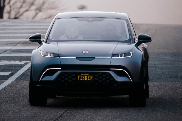 Fisker Unveils Off-Road-Ready Ocean Adventure Concept SUV