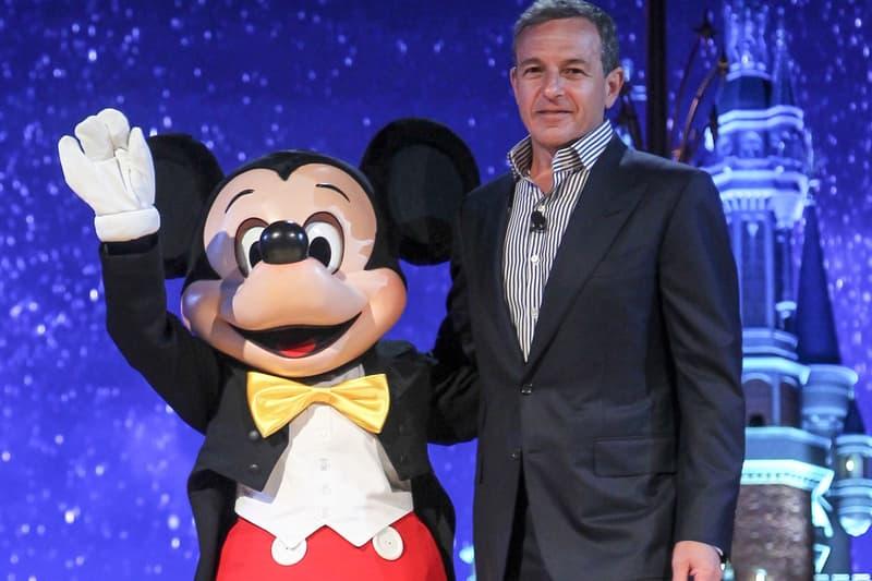 Former Disney CEO Bob Iger Coronavirus COVID-19 Bob Chapek Disney+ Plus