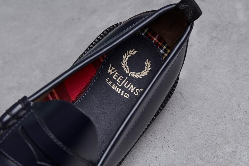 fred perry g h bass weejun release information loafer penny tassel tasselled buy cop purchase details news