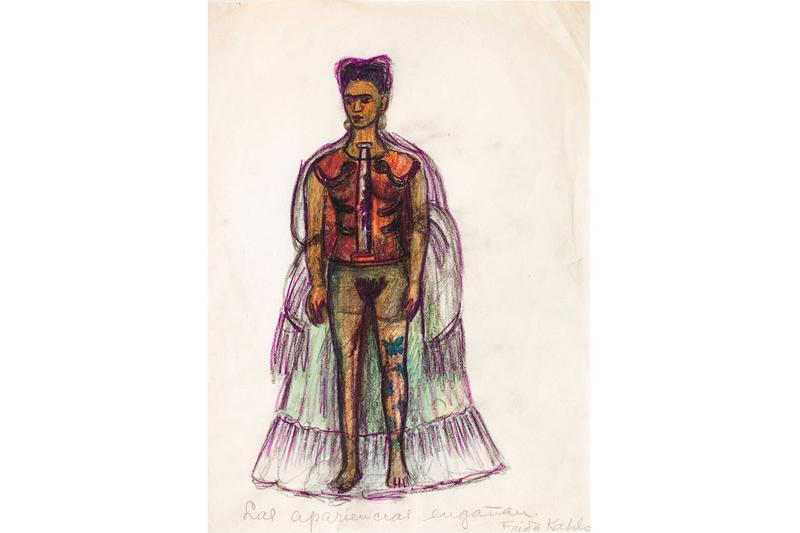 frida kahlo appearances can be deceiving exhibition de young museum artworks paintings photographs art history