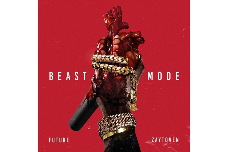 Future & Zaytoven's 'Beast Mode' Hits Streaming Services hip-hop trap rap south atlanta 2015 epic records spotify apple music tidal google play