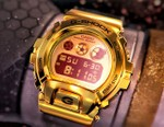 G-SHOCK Teams up With Jahan Loh for GM-6900 Animation