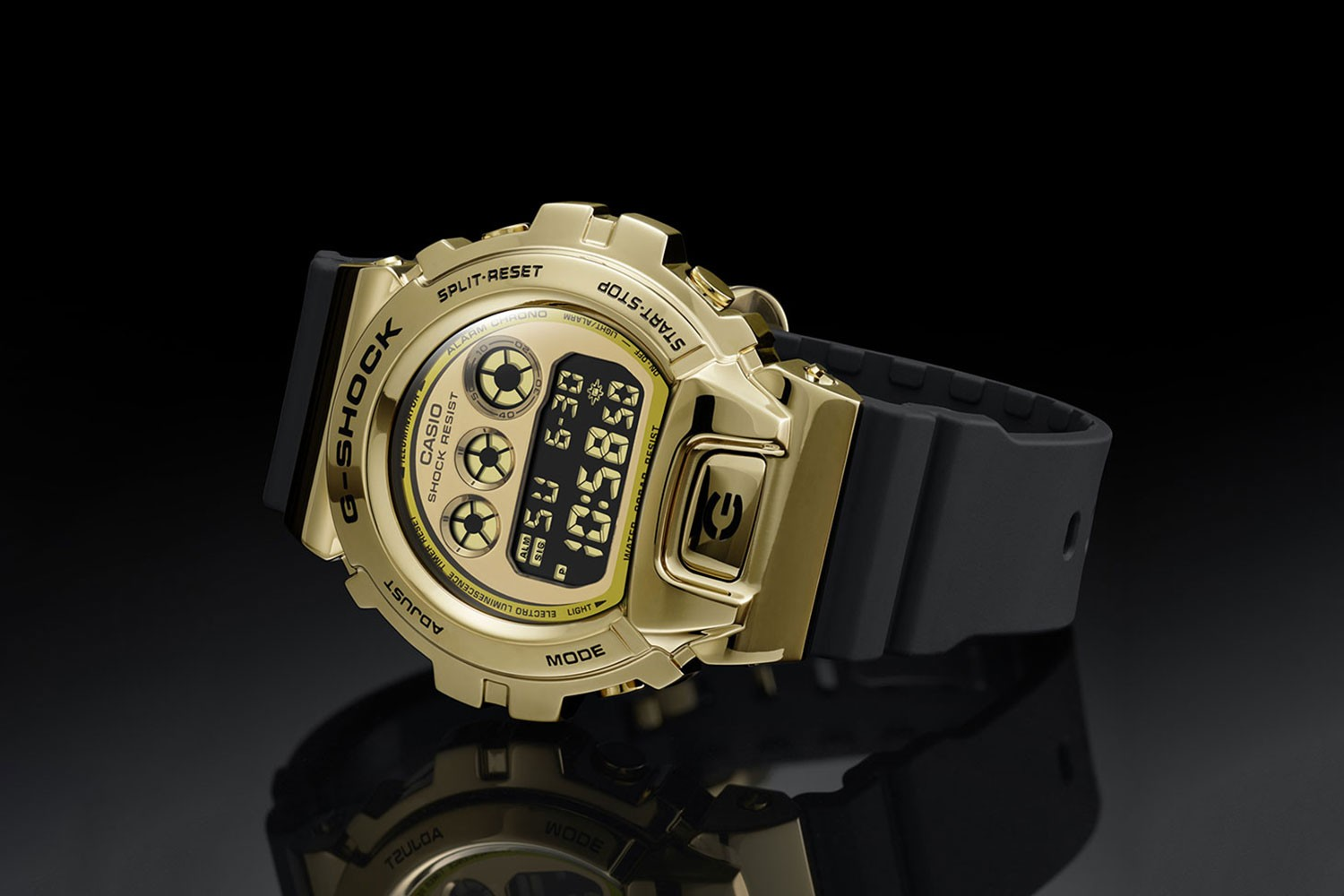 G-SHOCK Singapore Jahan Loh contemporary artist metal forged GM 6900 watch Animation There is No Planet B collaboration Intergalactic Dreams