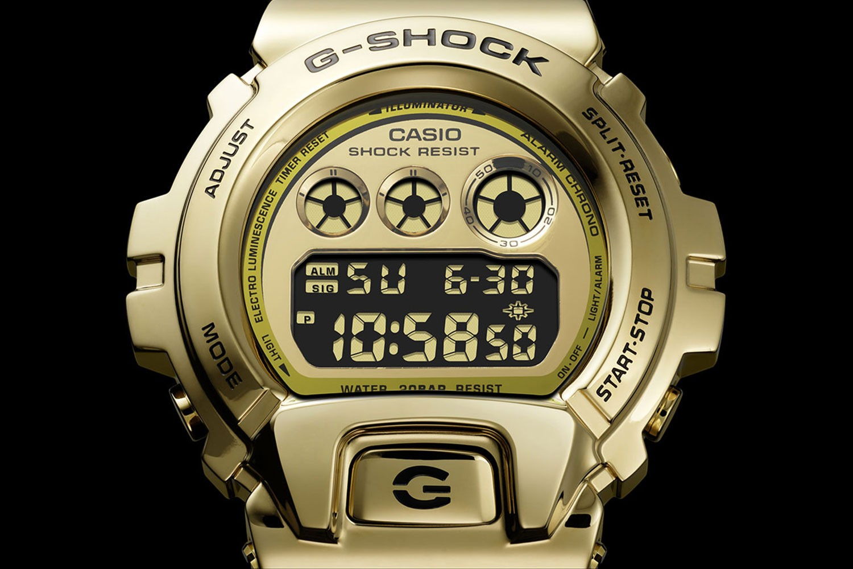 G-SHOCK 攜手新加坡藝術家 Jahan Loh 打造全新聯名 GM-6900 錶款