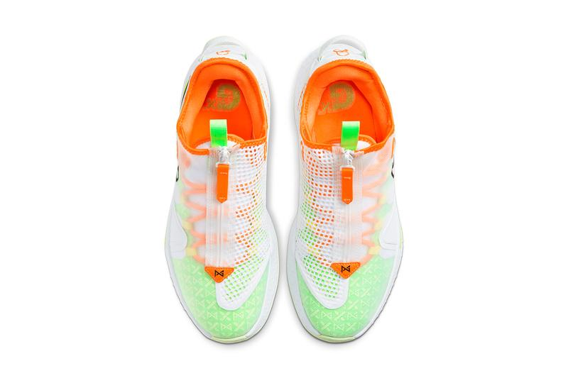 gatorade nike basketball paul george pg 4 orange gx CD5086 100 release date info photos price