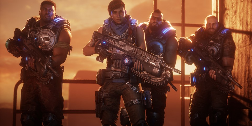 'Gears 5' Is Free on Steam for a Limited Time