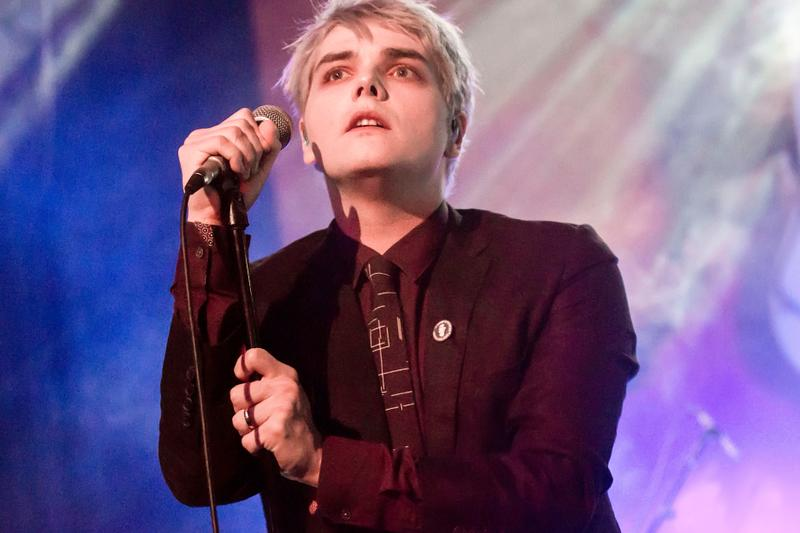 gerard way unreleased tracks distraction or despair stream welcome to the hotel success crate amp phoning it in my chemical romance frontman soundcloud covid 19 response fund