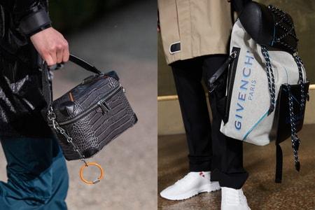 Givenchy's Original Shopper Bond Bag Transforms Into Backpacks, Duffles & More