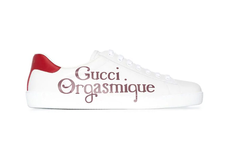 gucci low top sneaker