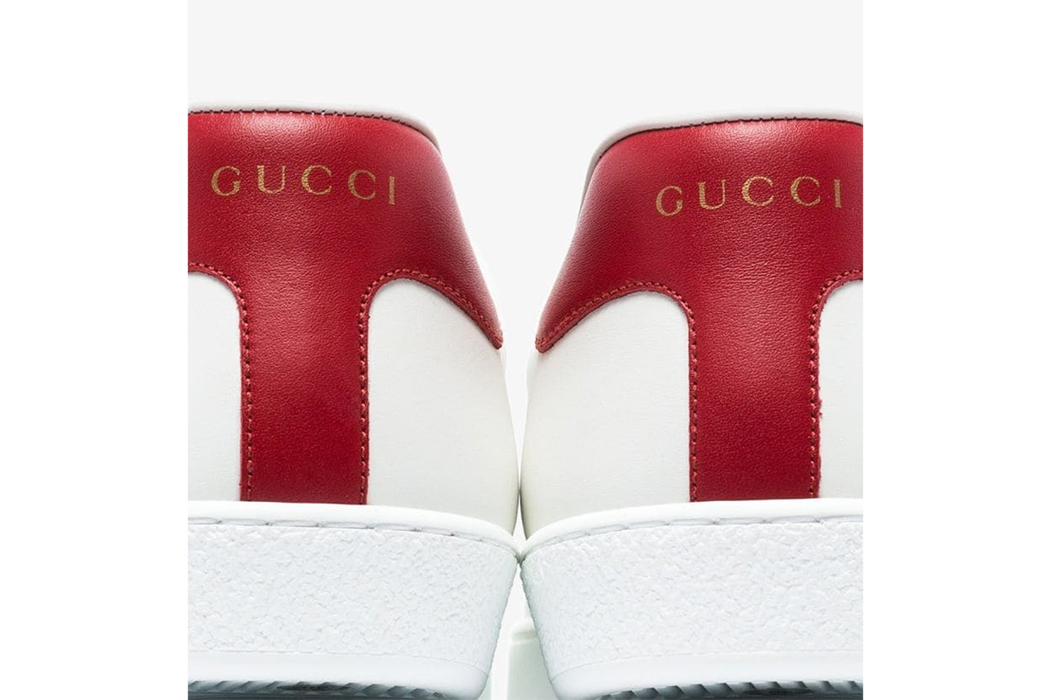 Gucci Orgasmique Red Low Top Ace