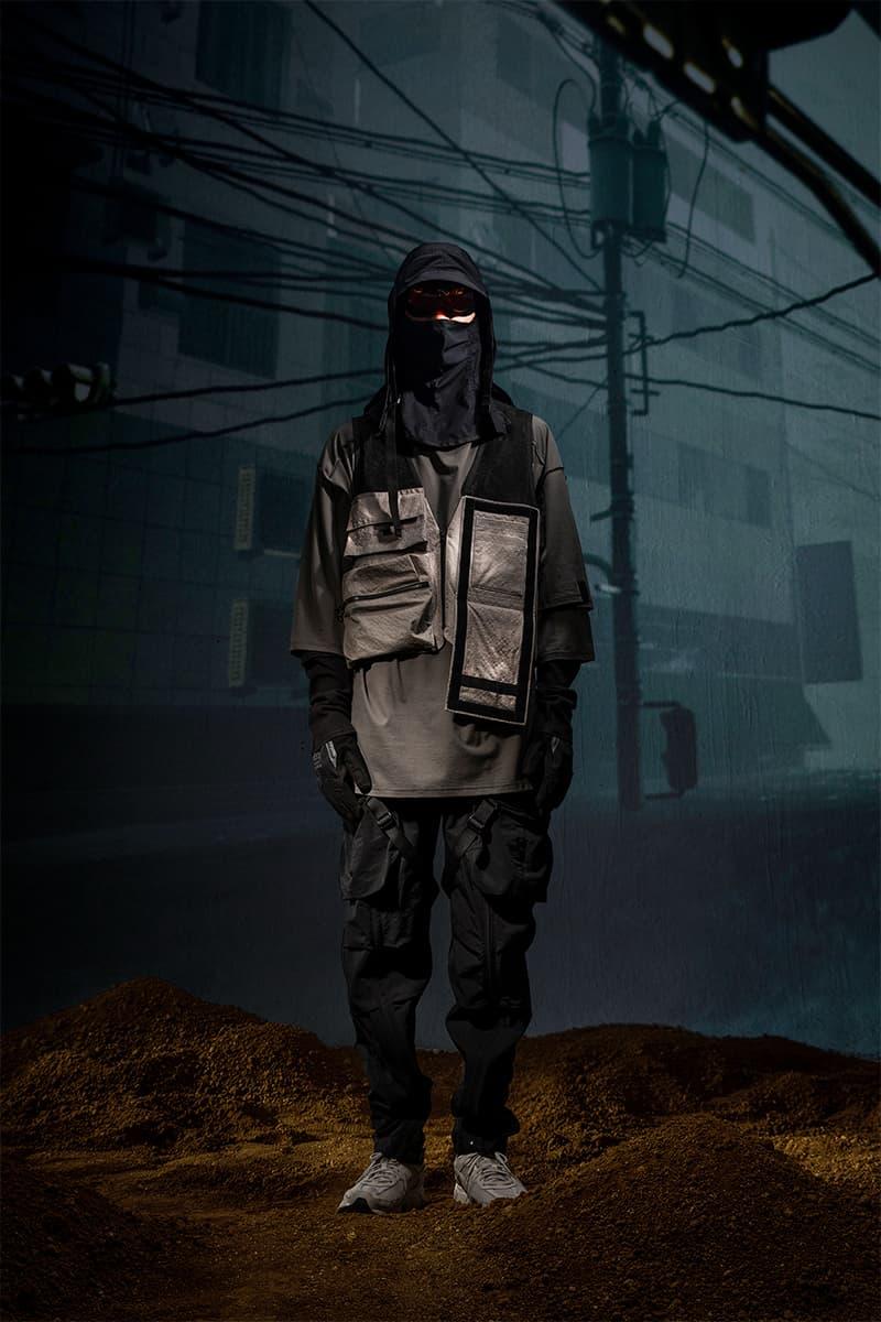 Guerrilla-Group OSVI Season 1 Natural Disaster SS20 Collection Lookbook