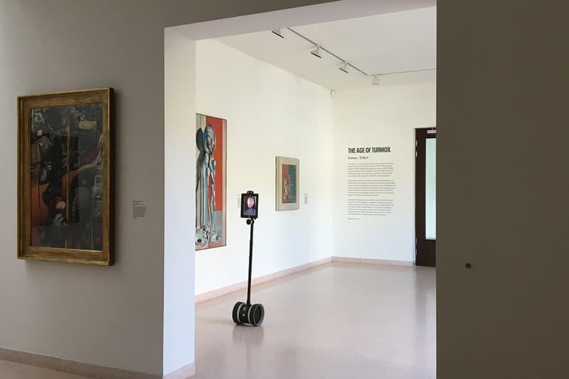 hastings contemporary robot tours virtual exhibitions artworks coronavirus lockdown
